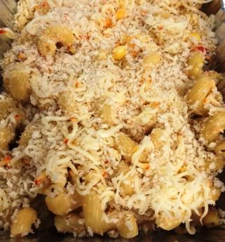 Take & Bake Lobster Mac & Cheese with Smoked Gouda sauce