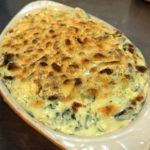 Take & Bake Lobster Spinach Artichoke Dip