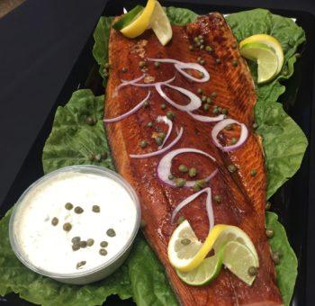 salmon tray 9