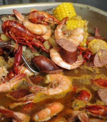 bayou boil