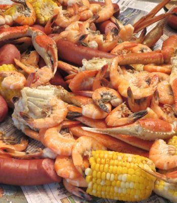 Seafood Boil Packages
