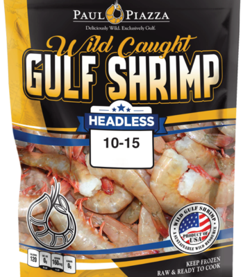 gulf shell shrimp