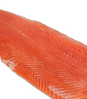 Side of Atlantic Salmon