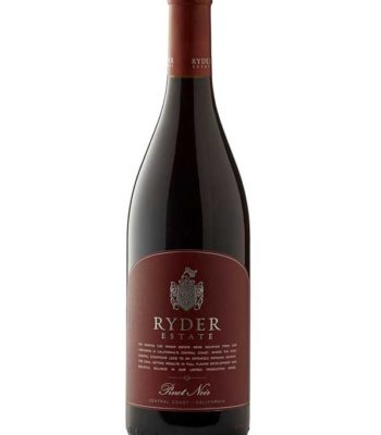 ryder estate pinot