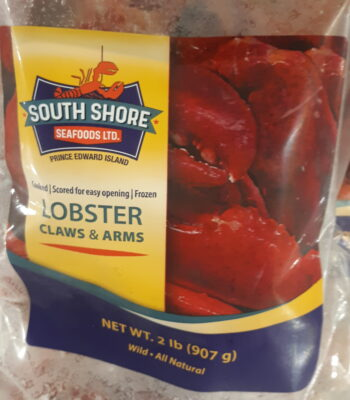 lobster claws