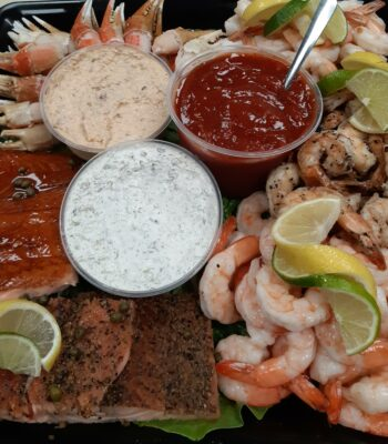 Seafood Party Tray